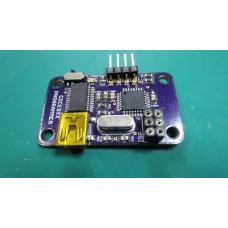 Dual Frequency Oscillator (DFO) USB programmer