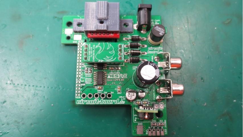 Borti's NES I/O Ver. 1.5